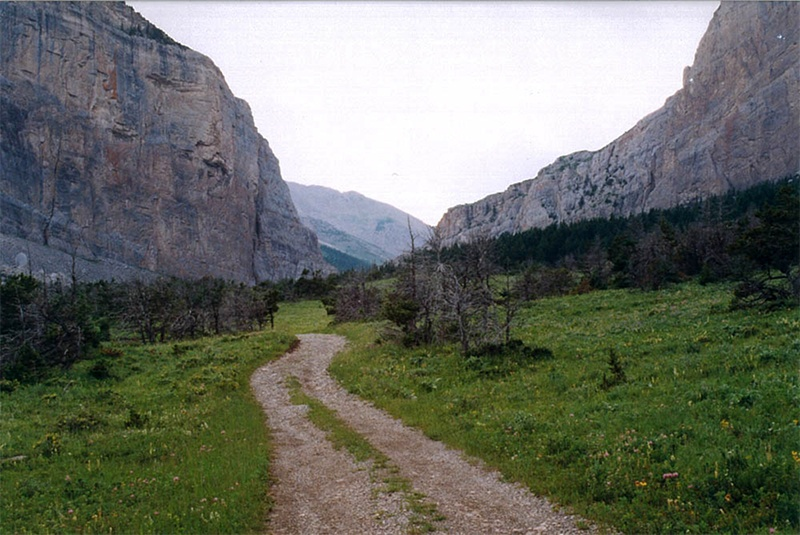 ROCKY MOUNTAIN FRONT ACREAGE, BLACKLEAF ROAD, Bynum, Montana